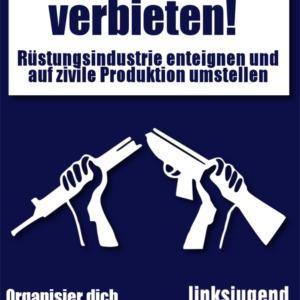 Waffenexporte verbieten!